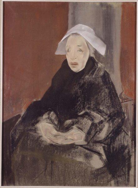 La Bretona (1928-1930), de María Blanchard