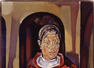 La Bordadora (1924-1925), de María Blanchard